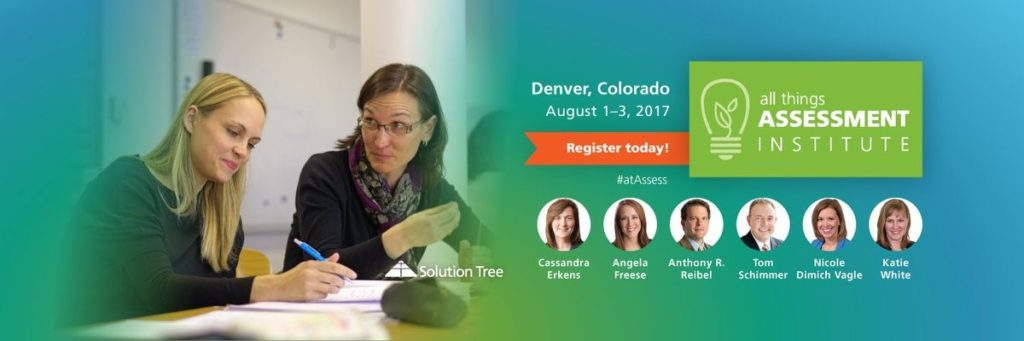 Participate in hands-on assessment training from education experts. August 1-3 in Denver, Colorado.